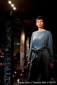 Rosa Bryndis @ Unfair - Copenhagen fashion week AW 2014